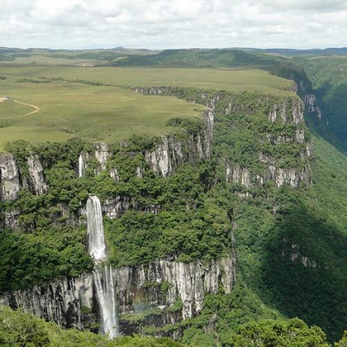 Canyon Fortaleza e Itaimbezinho
